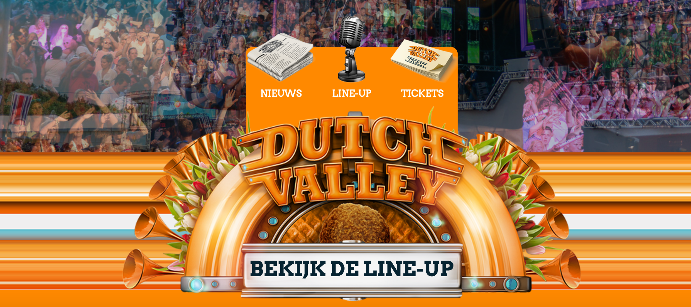Dutch Valley Presenteren